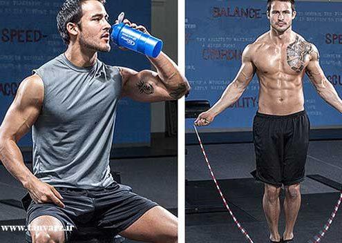 برنامه تمرینی بدنسازی برای کاهش وزن