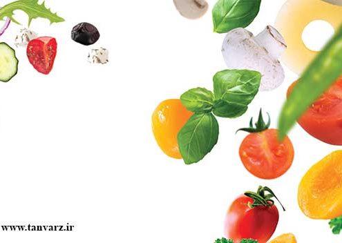 رژیم غذایی چربی سوزی