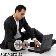 برنامه بدنسازی آنلاین