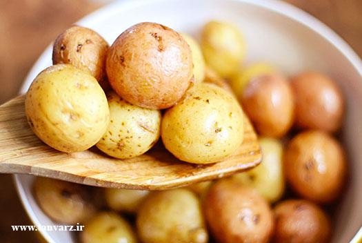50 غذای مناسب برای کاهش وزن - تن ورز