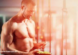 روشهای کم هزینه برای افزایش حجم عضلات