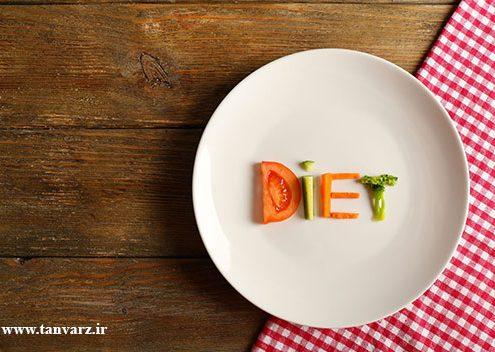 مقایسه رژیم گیاهخواری و گوشتخواری