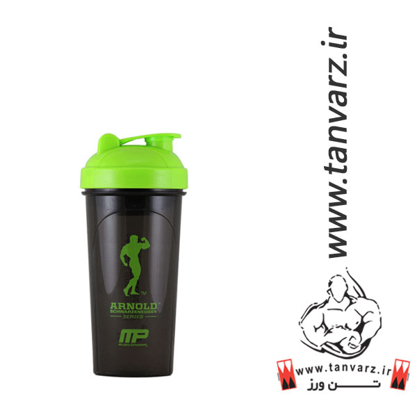 شیکر آرنولد ماسل فارم (MusclePharm Arnold Series Shaker)
