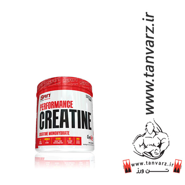 کراتین پرفورمنس سن (San Performance Creatine)