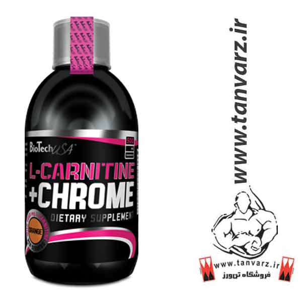 ال کارنتین مایع + کور بیوتک (L-Carnitine + Core BioTech USA)