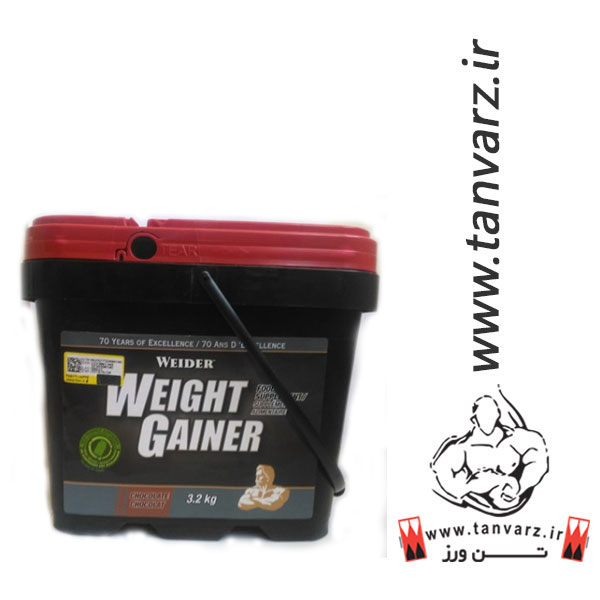 ویت گینر سطلی ویدر (Weider Weight Gainer )