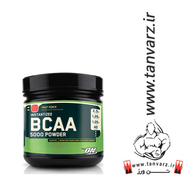 بی سی ای ای 5000 اپتیموم نوتریشن (Instantized Bcaa 5000 Powder Optimum Nutrition)